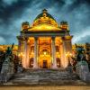 Parlamenti i Serbise Beograd
