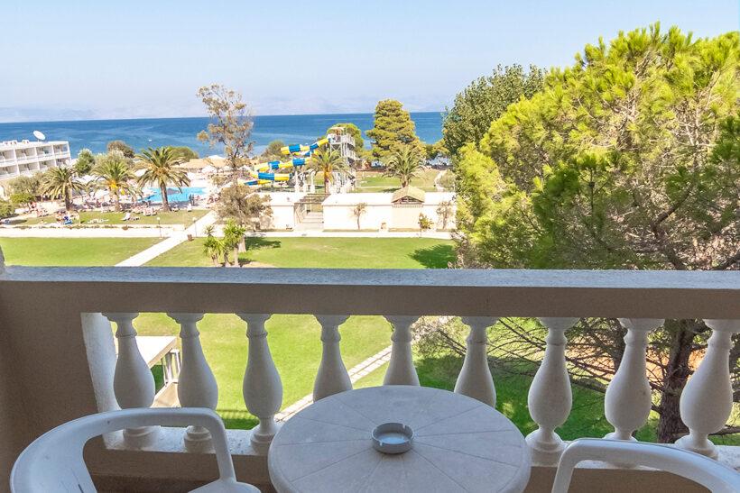 Dhome dyshe komfort Sea-View  Messonghi Beach Hotel Corfu
