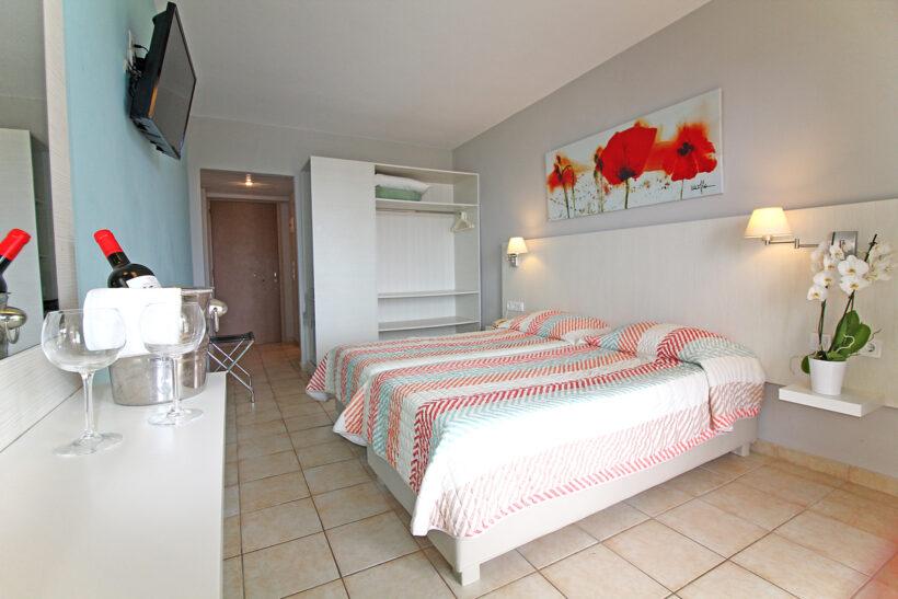 Dhome dyshe komfort messonghi beach hotel corfu
