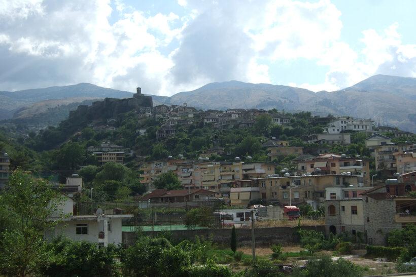 Gjirokastra, qyteti i gurte
