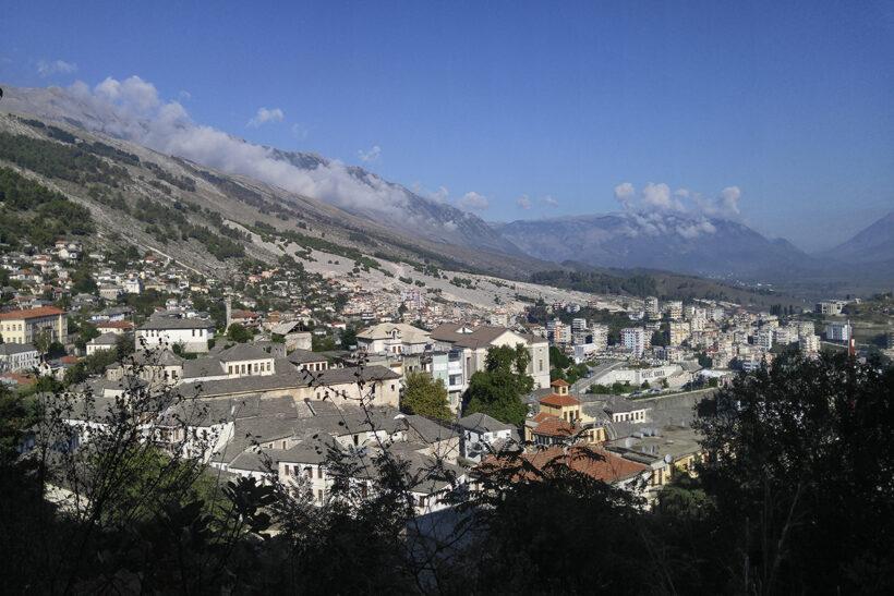 Gjirokastra, qyteti i gurte1